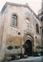 Vista Anteriore Santuario del Santissimo Crocifisso